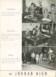 Page 13, 1947 Edition, Jordan Vocational High School - Red Jacket Yearbook (Columbus, GA) online yearbook collection