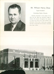 Page 8, 1947 Edition, Jordan Vocational High School - Red Jacket Yearbook (Columbus, GA) online yearbook collection