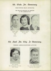 Page 11, 1953 Edition, Jordan Vocational High School - Red Jacket Yearbook (Columbus, GA) online yearbook collection