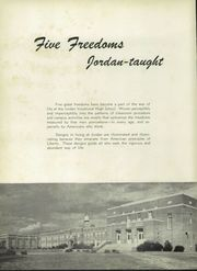 Page 6, 1953 Edition, Jordan Vocational High School - Red Jacket Yearbook (Columbus, GA) online yearbook collection