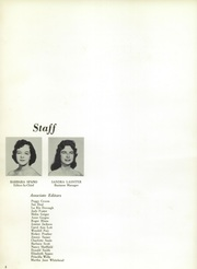 Page 8, 1960 Edition, Jordan Vocational High School - Red Jacket Yearbook (Columbus, GA) online yearbook collection