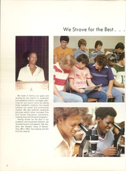Page 10, 1979 Edition, Jordan Vocational High School - Red Jacket Yearbook (Columbus, GA) online yearbook collection
