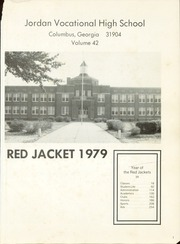 Page 5, 1979 Edition, Jordan Vocational High School - Red Jacket Yearbook (Columbus, GA) online yearbook collection
