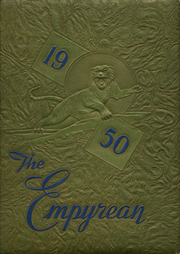 Page 1, 1950 Edition, Newnan High School - Empyrean Yearbook (Newnan, GA) online yearbook collection