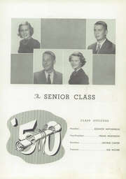 Page 11, 1950 Edition, Newnan High School - Empyrean Yearbook (Newnan, GA) online yearbook collection