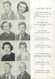 Page 12, 1950 Edition, Newnan High School - Empyrean Yearbook (Newnan, GA) online yearbook collection