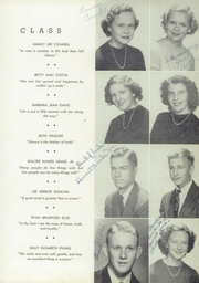Page 13, 1950 Edition, Newnan High School - Empyrean Yearbook (Newnan, GA) online yearbook collection