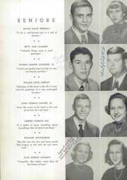 Page 14, 1950 Edition, Newnan High School - Empyrean Yearbook (Newnan, GA) online yearbook collection