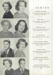 Page 16, 1950 Edition, Newnan High School - Empyrean Yearbook (Newnan, GA) online yearbook collection
