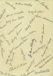 Page 3, 1950 Edition, Newnan High School - Empyrean Yearbook (Newnan, GA) online yearbook collection