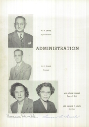 Page 8, 1950 Edition, Newnan High School - Empyrean Yearbook (Newnan, GA) online yearbook collection