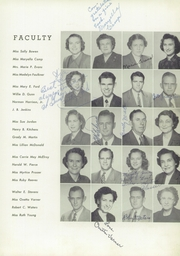 Page 9, 1950 Edition, Newnan High School - Empyrean Yearbook (Newnan, GA) online yearbook collection