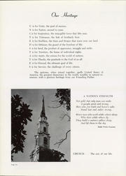Page 10, 1959 Edition, Jenkins High School - Sequoyah Yearbook (Savannah, GA) online yearbook collection