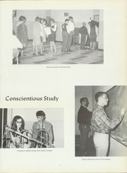 Page 11, 1968 Edition, North Clayton High School - Eagle Yearbook (College Park, GA) online yearbook collection