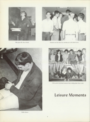 Page 12, 1968 Edition, North Clayton High School - Eagle Yearbook (College Park, GA) online yearbook collection