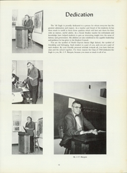 Page 17, 1968 Edition, North Clayton High School - Eagle Yearbook (College Park, GA) online yearbook collection