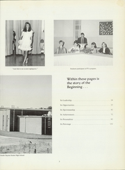 Page 7, 1968 Edition, North Clayton High School - Eagle Yearbook (College Park, GA) online yearbook collection