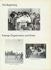 Page 9, 1968 Edition, North Clayton High School - Eagle Yearbook (College Park, GA) online yearbook collection