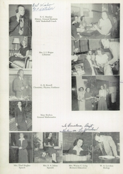 Page 16, 1950 Edition, Albany High School - Thronateeska Yearbook (Albany, GA) online yearbook collection