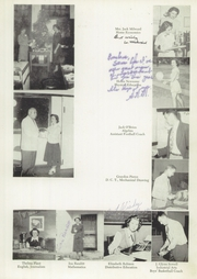 Page 17, 1950 Edition, Albany High School - Thronateeska Yearbook (Albany, GA) online yearbook collection