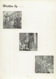 Page 7, 1950 Edition, Albany High School - Thronateeska Yearbook (Albany, GA) online yearbook collection