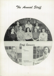 Page 8, 1950 Edition, Albany High School - Thronateeska Yearbook (Albany, GA) online yearbook collection