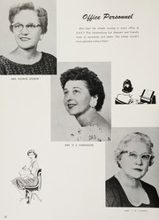 Page 14, 1960 Edition, Albany High School - Thronateeska Yearbook (Albany, GA) online yearbook collection