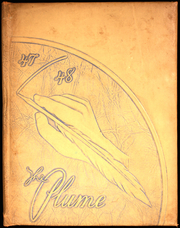 1948 Edition, Avondale High School - Plume Yearbook (Avondale Estates, GA)
