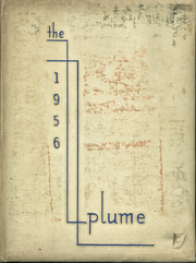 1956 Edition, Avondale High School - Plume Yearbook (Avondale Estates, GA)