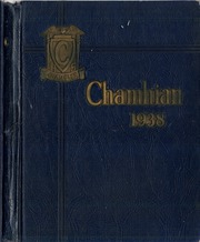 Page 1, 1938 Edition, Chamblee High School - Chamihan Yearbook (Chamblee, GA) online yearbook collection