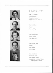 Page 11, 1938 Edition, Chamblee High School - Chamihan Yearbook (Chamblee, GA) online yearbook collection