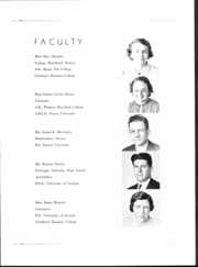Page 12, 1938 Edition, Chamblee High School - Chamihan Yearbook (Chamblee, GA) online yearbook collection