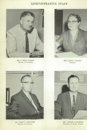 Page 10, 1960 Edition, Spencer High School - Spencerian Yearbook (Columbus, GA) online yearbook collection