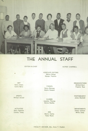 Page 12, 1960 Edition, Spencer High School - Spencerian Yearbook (Columbus, GA) online yearbook collection