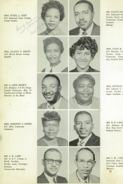 Page 14, 1960 Edition, Spencer High School - Spencerian Yearbook (Columbus, GA) online yearbook collection