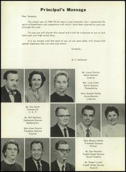 Page 10, 1959 Edition, Duluth High School - Duhiscan Yearbook (Duluth, GA) online yearbook collection