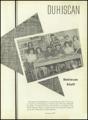 Page 5, 1959 Edition, Duluth High School - Duhiscan Yearbook (Duluth, GA) online yearbook collection