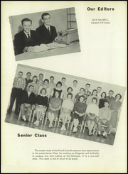 Page 6, 1959 Edition, Duluth High School - Duhiscan Yearbook (Duluth, GA) online yearbook collection