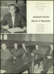 Page 8, 1959 Edition, Duluth High School - Duhiscan Yearbook (Duluth, GA) online yearbook collection