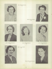Page 12, 1950 Edition, Statesboro High School - Criterion Yearbook (Statesboro, GA) online yearbook collection