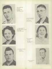 Page 14, 1950 Edition, Statesboro High School - Criterion Yearbook (Statesboro, GA) online yearbook collection