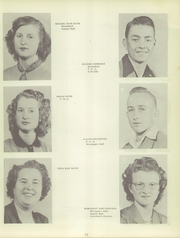 Page 15, 1950 Edition, Statesboro High School - Criterion Yearbook (Statesboro, GA) online yearbook collection