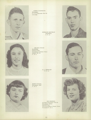 Page 16, 1950 Edition, Statesboro High School - Criterion Yearbook (Statesboro, GA) online yearbook collection
