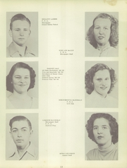 Page 17, 1950 Edition, Statesboro High School - Criterion Yearbook (Statesboro, GA) online yearbook collection