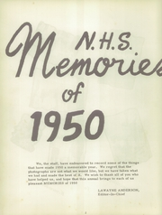 Page 6, 1950 Edition, Statesboro High School - Criterion Yearbook (Statesboro, GA) online yearbook collection