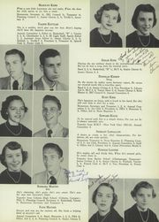 Page 23, 1954 Edition, Dalton High School - Tiger Yearbook (Dalton, GA) online yearbook collection