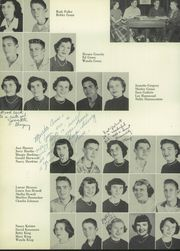 Page 34, 1954 Edition, Dalton High School - Tiger Yearbook (Dalton, GA) online yearbook collection