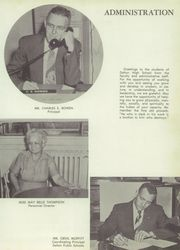 Page 11, 1955 Edition, Dalton High School - Tiger Yearbook (Dalton, GA) online yearbook collection