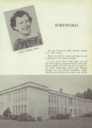 Page 7, 1955 Edition, Dalton High School - Tiger Yearbook (Dalton, GA) online yearbook collection