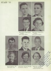 Page 9, 1955 Edition, Dalton High School - Tiger Yearbook (Dalton, GA) online yearbook collection